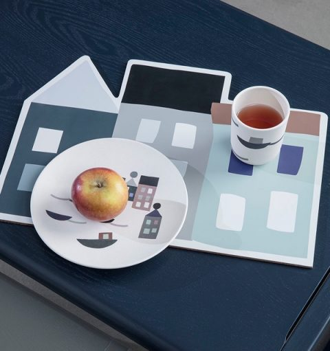Ferm Living Seaside Dinner Mat