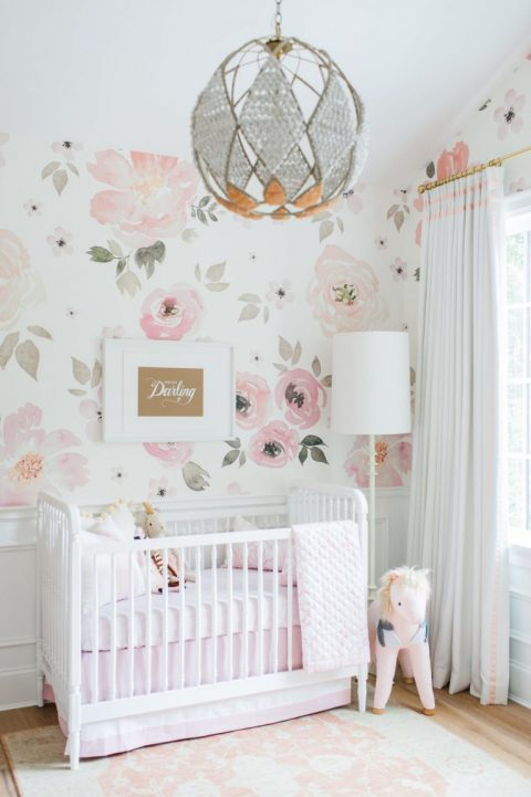 Lillya's Nursery from Monika Hibbs