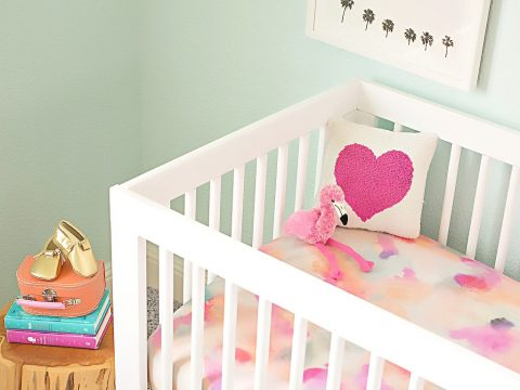 crib bedding | buymodernbaby