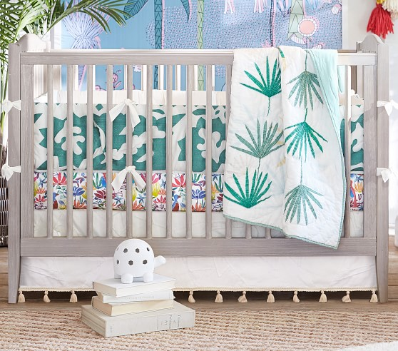 The Jungalino Baby Bedding Is Centerpiece Of Nursery Set Wonderful Collection Colors And Patterns Includes A Quilt Fitted Sheet